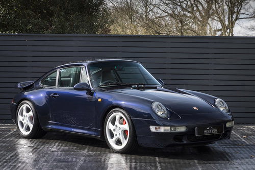 1996 PORSCHE 911 (993) TURBO X50 SOLD (picture 1 of 6)