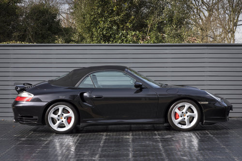 2004 PORSCHE 911 (996) TURBO CABRIOLET Tip S  For Sale (picture 3 of 6)
