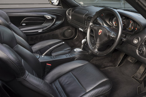 2004 PORSCHE 911 (996) TURBO CABRIOLET Tip S  For Sale (picture 4 of 6)