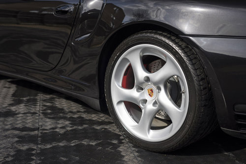 2004 PORSCHE 911 (996) TURBO CABRIOLET Tip S  For Sale (picture 6 of 6)