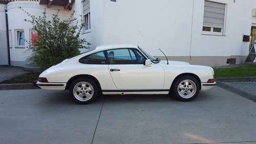 1968 Porsche rare swb cpe sunroof quick sale in Germany For Sale (picture 1 of 6)