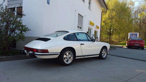 1968 Porsche rare swb cpe sunroof quick sale in Germany For Sale (picture 6 of 6)