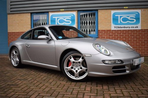 2004 Porsche 911 (997) Carrera S 3.8i 355bhp Coupe 6-Speed SOLD (picture 1 of 6)