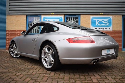 2004 Porsche 911 (997) Carrera S 3.8i 355bhp Coupe 6-Speed SOLD (picture 2 of 6)