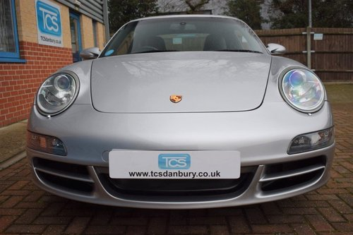 2004 Porsche 911 (997) Carrera S 3.8i 355bhp Coupe 6-Speed SOLD (picture 4 of 6)
