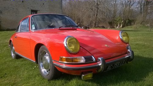 Porsche 911T, 1969, Possible swap yacht ?  For Sale (picture 2 of 6)