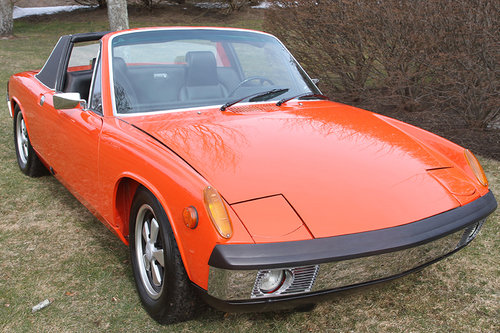1970 Porsche 914-6 in highly restored  condition For Sale (picture 1 of 6)