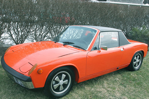1970 Porsche 914-6 in highly restored  condition For Sale (picture 2 of 6)