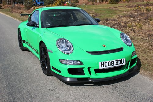 Porsche GT3RS 2008 Gen One Viper Green! SOLD (picture 1 of 6)