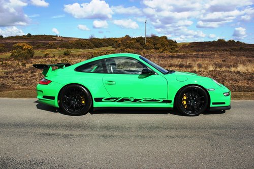 Porsche GT3RS 2008 Gen One Viper Green! SOLD (picture 3 of 6)