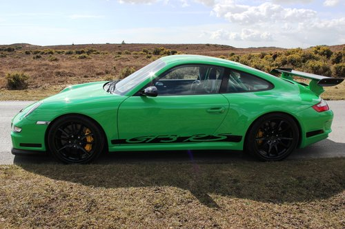 Porsche GT3RS 2008 Gen One Viper Green! SOLD (picture 4 of 6)