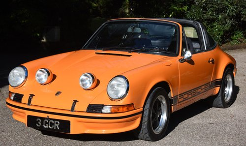 1971 PORSCHE 911 Targa  ( LHD  ) Delivered new by Porsche Cars UK For Sale (picture 1 of 6)