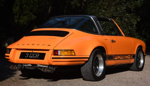 1971 PORSCHE 911 Targa  ( LHD  ) Delivered new by Porsche Cars UK For Sale (picture 3 of 6)