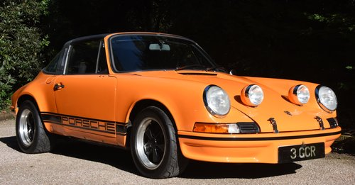 1971 PORSCHE 911 Targa  ( LHD  ) Delivered new by Porsche Cars UK For Sale (picture 4 of 6)