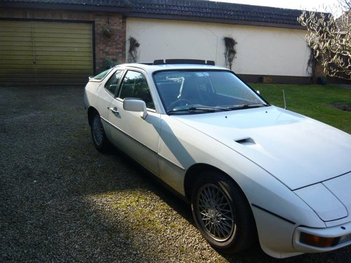 1979 Porsche 924Turbo Mk1 RHD (Porsche 932) For Sale (picture 1 of 6)