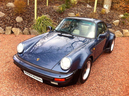 1989 Porsche 911 Factory Supersport G50 SOLD (picture 1 of 6)