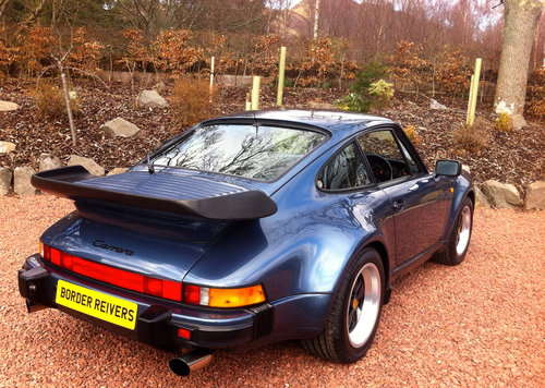 1989 Porsche 911 Factory Supersport G50 SOLD (picture 2 of 6)