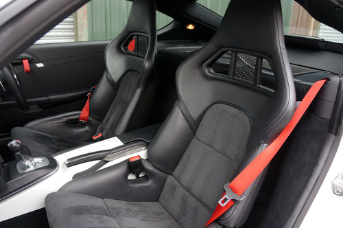 2011 Porsche Cayman R PDK, White, 34k, Buckets, Spyders, FPSH. SOLD (picture 6 of 6)