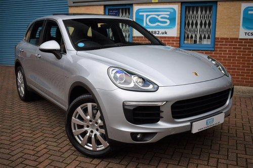 2015 Porsche Cayenne V6 Diesel Tiptronic S SOLD (picture 1 of 6)