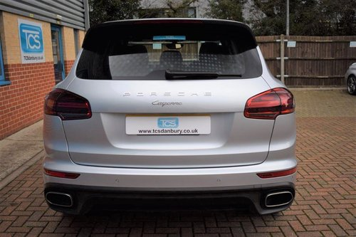 2015 Porsche Cayenne V6 Diesel Tiptronic S SOLD (picture 5 of 6)