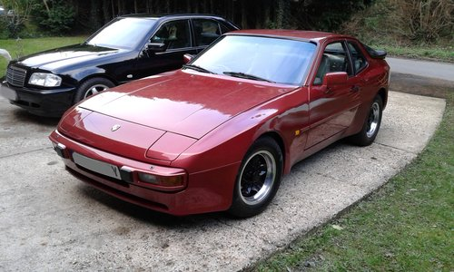 1983 Porsche 944 Lovely original early example For Sale