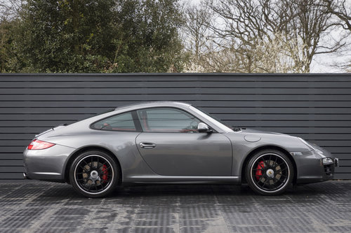 2011 PORSCHE 911 (997) CARRERA 4 GTS SOLD (picture 3 of 6)