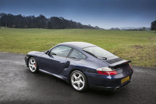 2001 Porsche 911 Turbo (996) SOLD (picture 3 of 6)