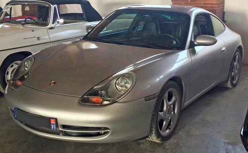 1999 PORSCHE 993 3.4L SOLD by Auction (picture 1 of 2)