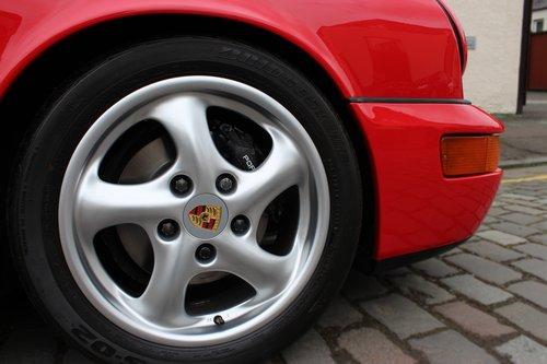 1993 Porsche 911 3.6 964 Carrera 2 Targa 2dr SOLD (picture 6 of 6)