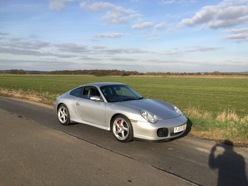 2003 Porsche 911 C4S project  For Sale (picture 1 of 6)