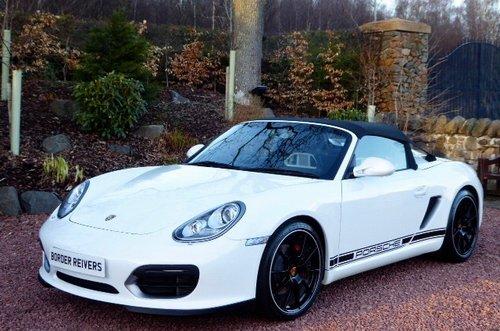 2010 Porsche Spyder  SOLD (picture 1 of 6)
