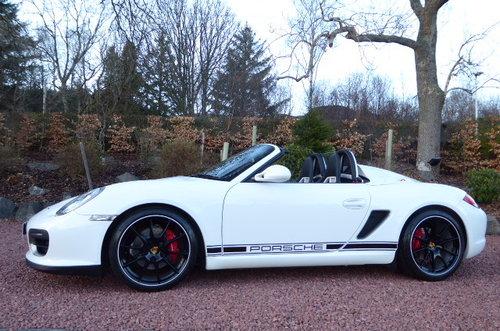 2010 Porsche Spyder  SOLD (picture 3 of 6)