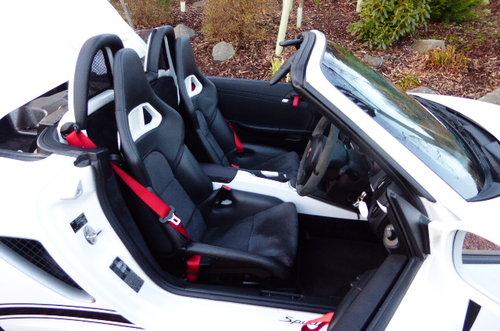 2010 Porsche Spyder  SOLD (picture 5 of 6)