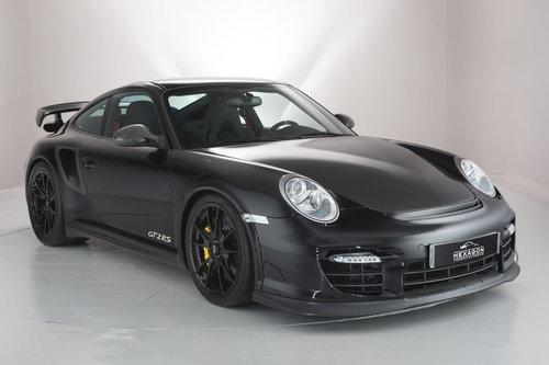 2010 PORSCHE 911 (997) GT2 RS 3.6 GEN II,LHD SOLD (picture 1 of 6)