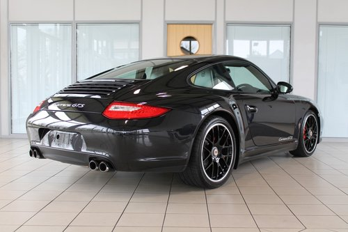 2011/11 911 (997) 3.8 GTS PDK Coupe SOLD (picture 2 of 6)