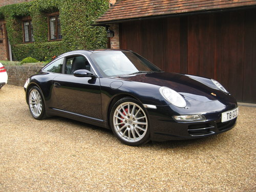 2007 Porsche 911 (997) 3.8 Targa 4S Just Serviced With Borescope  For Sale (picture 2 of 6)