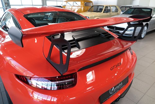 2015 Porsche 991 GT3 RS *One Owner*6,000 km*Without Roll Cage !!* For Sale (picture 3 of 6)