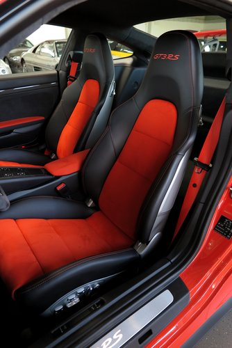 2015 Porsche 991 GT3 RS *One Owner*6,000 km*Without Roll Cage !!* For Sale (picture 5 of 6)