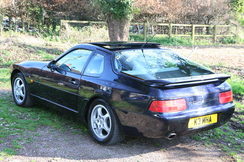 1992 PORSCHE 968 Coupe Manual For Sale (picture 5 of 6)