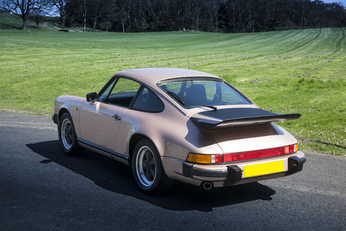 1988 Porsche Carrera Sport G50 SOLD (picture 3 of 6)