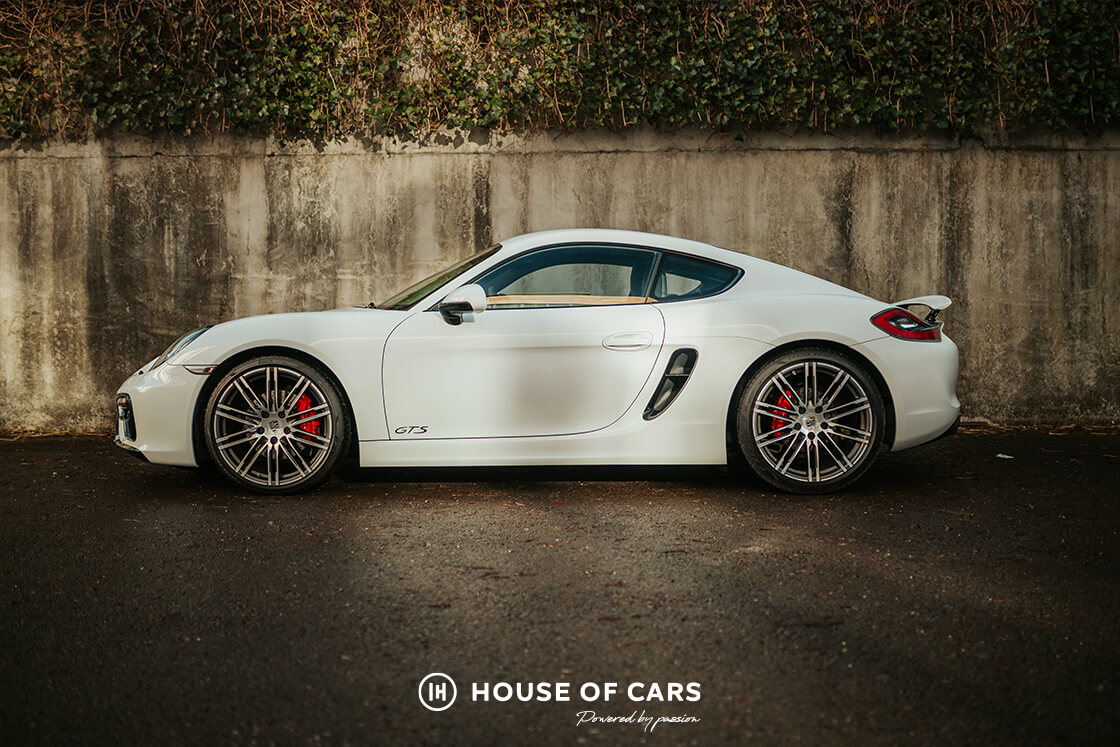2015 Porsche 981 Cayman GTS PDK For Sale (picture 2 of 12)