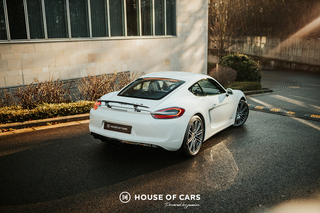 2015 Porsche 981 Cayman GTS PDK For Sale (picture 5 of 12)