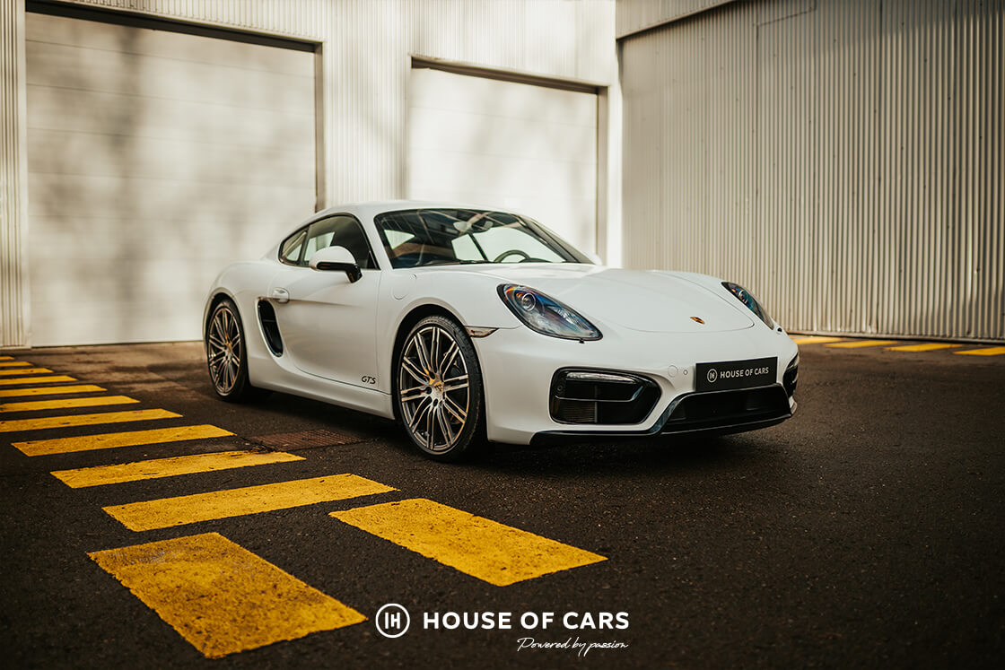 2015 Porsche 981 Cayman GTS PDK For Sale (picture 6 of 12)