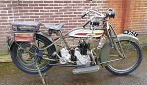 Premier 500cc 1914 with original dutch registration