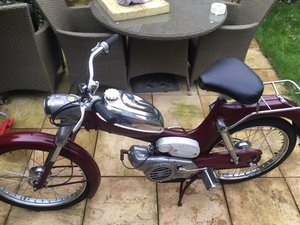 1972 Puch MS50