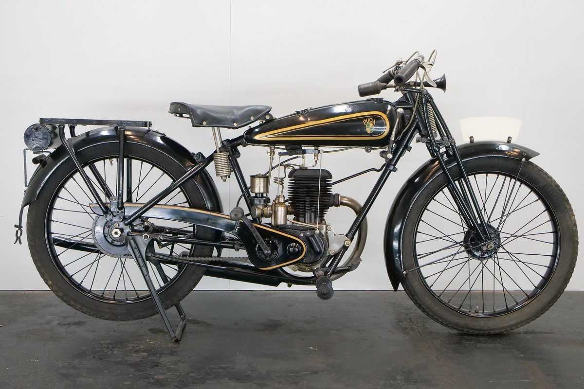 Puch 220 1928 223cc 2 cyl ts For Sale (picture 1 of 6)