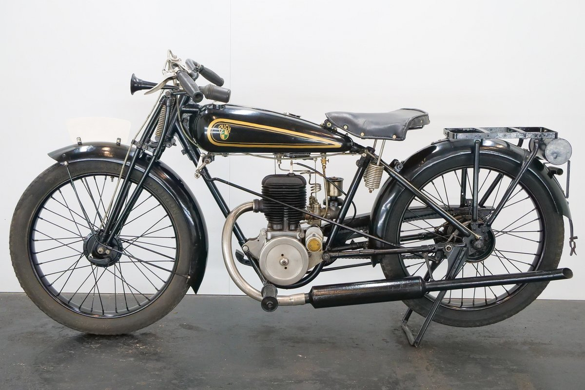 Puch 220 1928 223cc 2 cyl ts For Sale (picture 2 of 6)