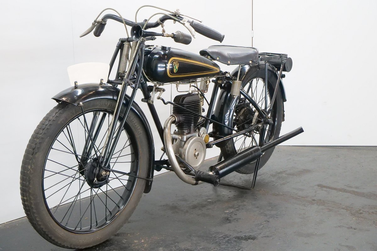 Puch 220 1928 223cc 2 cyl ts For Sale (picture 3 of 6)