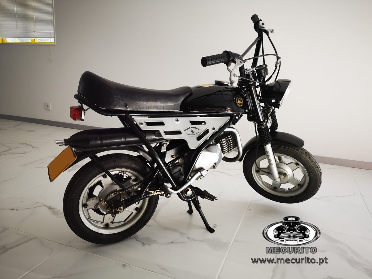 Mini Puch EFS - 1989 For Sale (picture 1 of 6)
