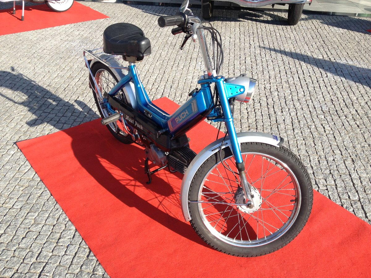 Puch Maxi - 1989 For Sale (picture 1 of 6)